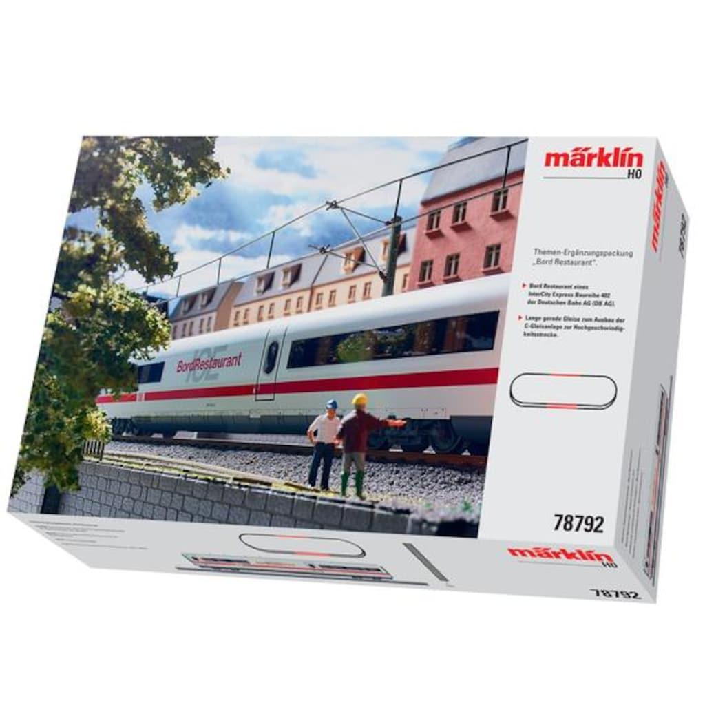Märklin Personenwagen »Ergänzungsset BordRestaurant ICE 2, Wechselstrom - 78792«