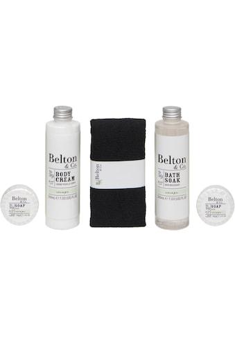 Pflege-Geschenkset »Belton & Co - Escape Bath & Body Set«, (5 tlg.) kaufen