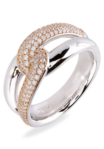 VILMAS Fingerring »4028146586239, 53, 46«, mit Zirkonia kaufen