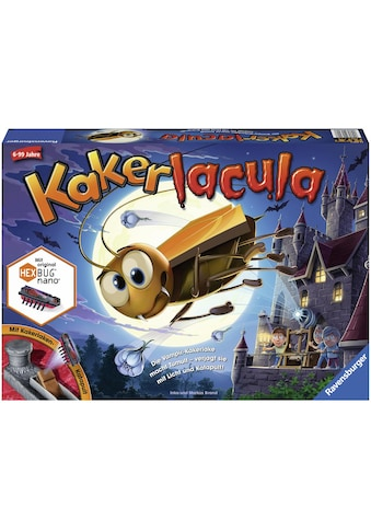 Ravensburger Spiel »Kakerlacula«, mit elektronischer Kakerlake; Made in Europe kaufen