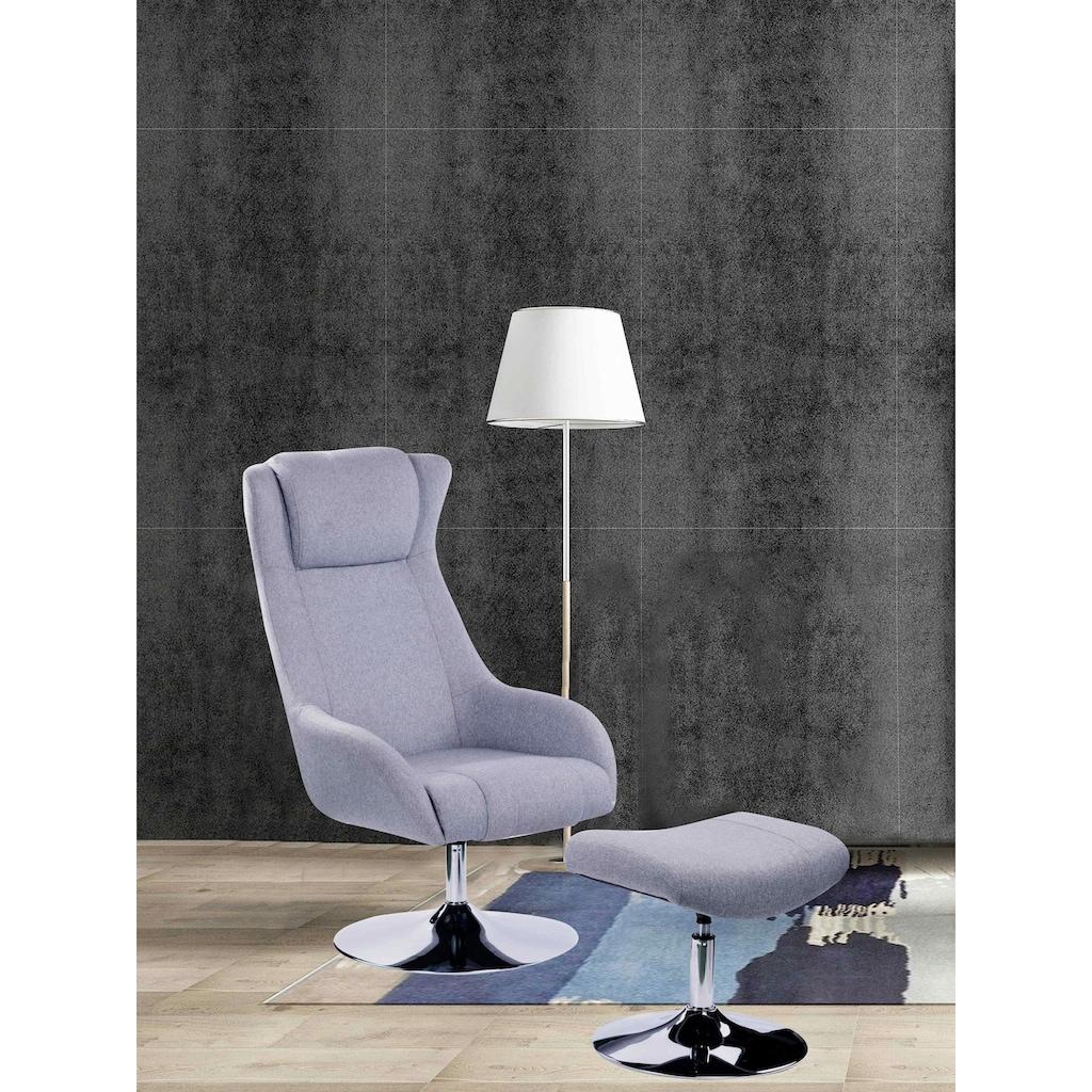 SIT Sessel »Sit&Chairs«, mit Hocker