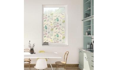 LICHTBLICK ORIGINAL Fensterfolie »Fensterfolie selbstklebend, Sichtschutz, My Bohemian... kaufen
