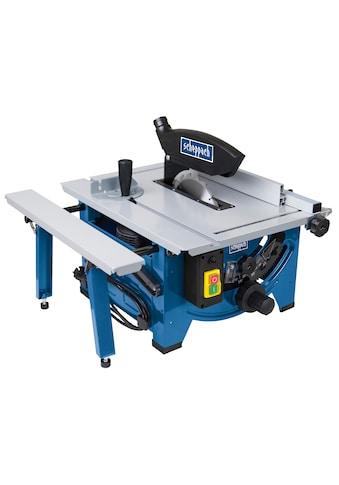 Scheppach Tischkreissäge »HS80«, 1200 W, 48 mm kaufen
