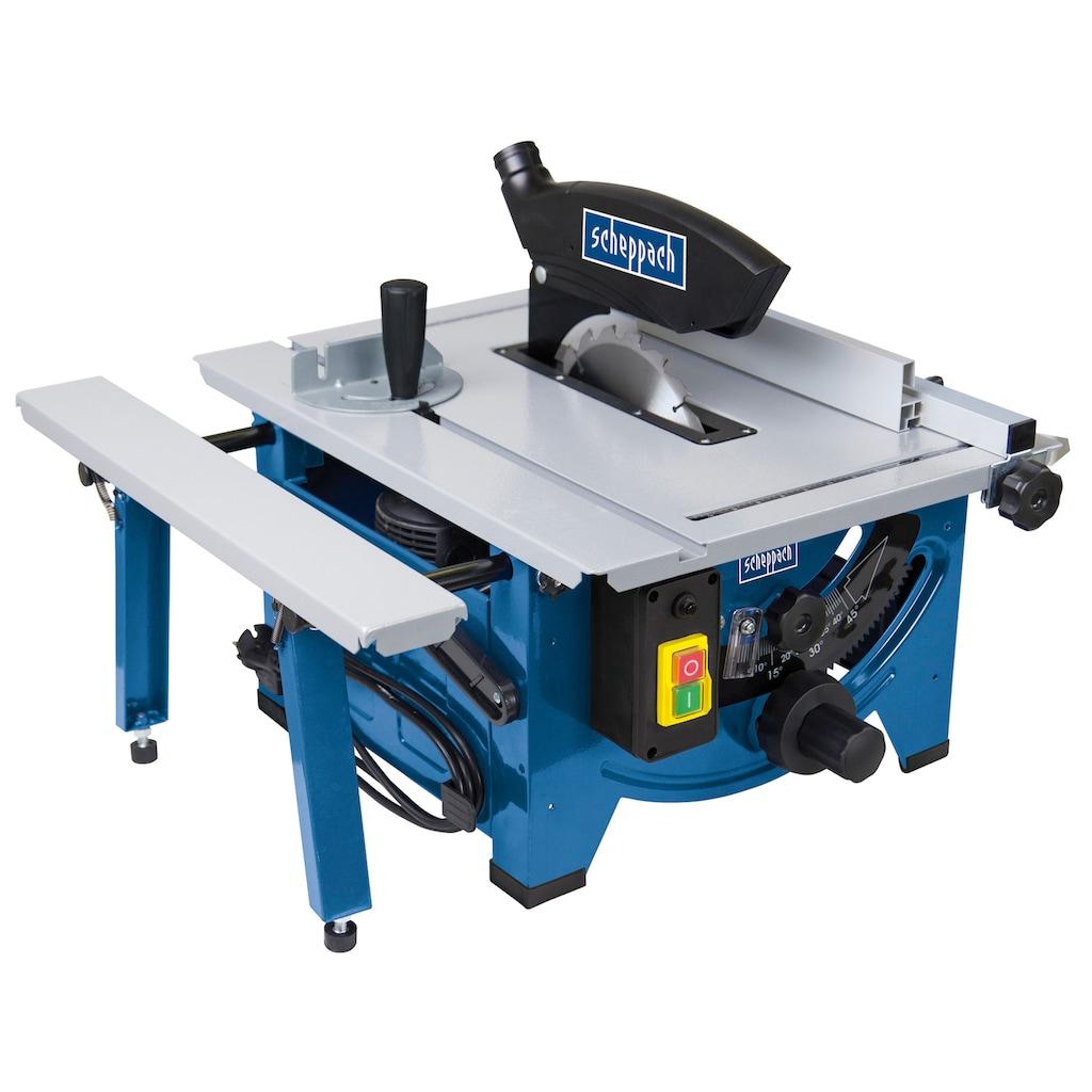 Scheppach Tischkreissäge »HS80«, 1200 W, 48 mm