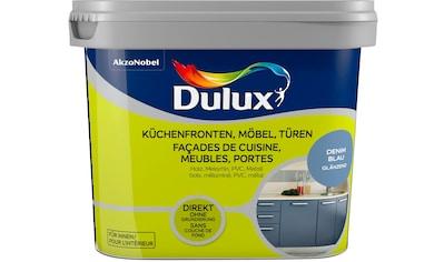 Dulux Holzlack »Fresh Up«, für Küchen, Möbel und Türen, betongrau, 0,75 l kaufen