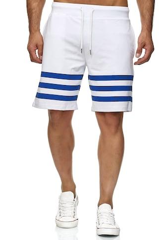 RedBridge Shorts »Henderson«, mit Kontrast-Streifen kaufen