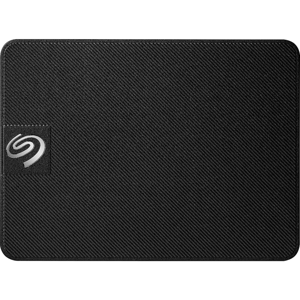 Seagate externe SSD »Expansion«, Inklusive 3 Jahre Rescue Data Recovery Services