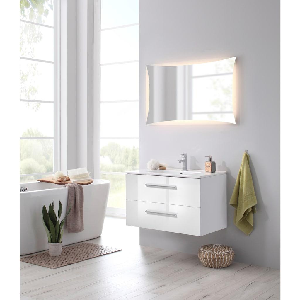 welltime Badspiegel »Gotland«, LED