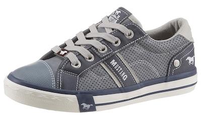 Mustang Shoes Slip-On Sneaker, mit gepolstertem Schaftrand kaufen