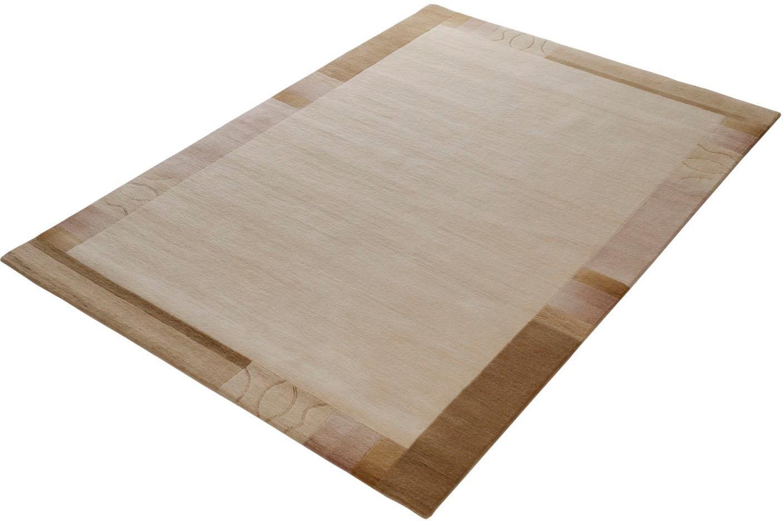 Teppich Mandala Silk OCI DIE TEPPICHMARKE rechteckig Höhe 6 mm manuell geknüpft
