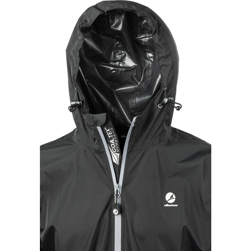 Albatros Regenjacke »Wrap me CTX«