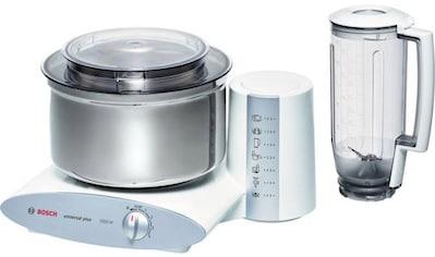 BOSCH Küchenmaschine »Universal Plus MUM6N21«, 1000 W, 6,2 l Schüssel kaufen