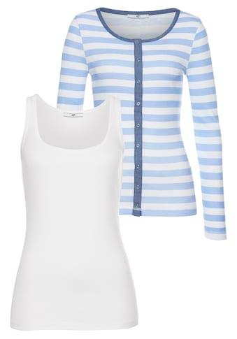 AJC Shirtjacke (Set, mit Top) kaufen