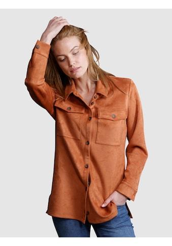 Laura Kent Hemdbluse, in Suede-Qualität kaufen