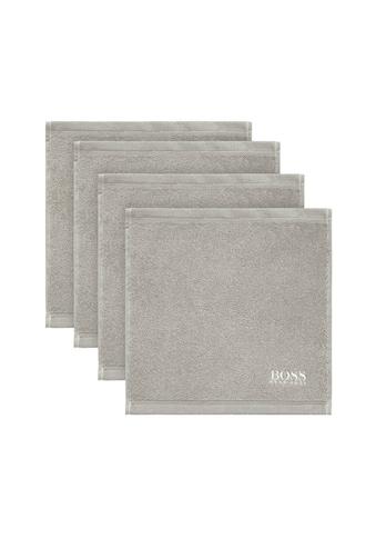 Hugo Boss Home Waschlappen »LOFT 4-tlg.«, (4 tlg.) kaufen