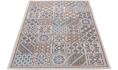 Sehrazat Teppich »Magic 3690«, rechteckig, 1 mm Höhe, In- und Outdoor geeignet,... kaufen