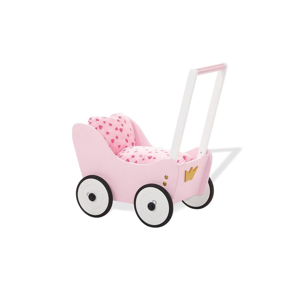Pinolino® Puppenwagen »Prinzessin Lea«, Made in Europe