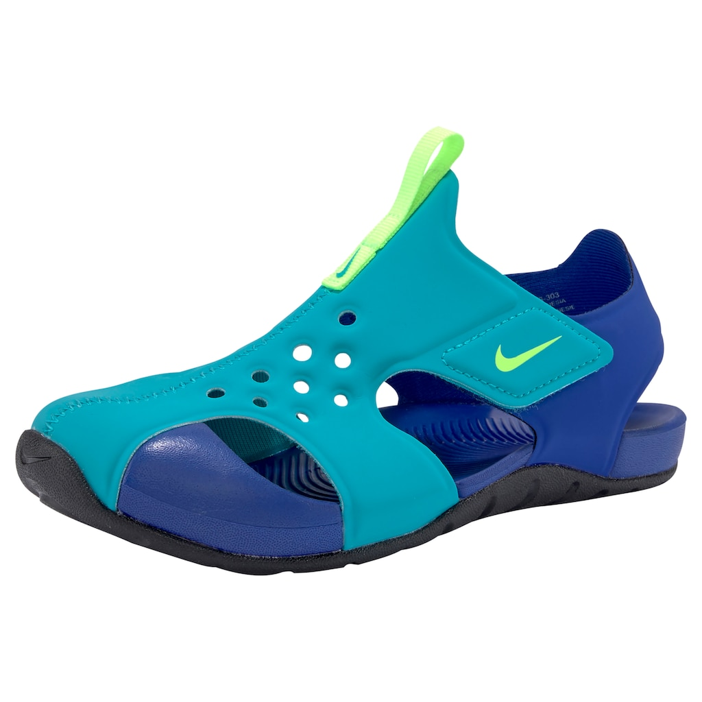 Nike Badesandale »Sunray Protect 2 (ps/td)«