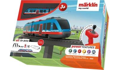 Märklin Modelleisenbahn-Set »Märklin my world - Airport Express Hochbahn - 29307«, für Einsteiger kaufen