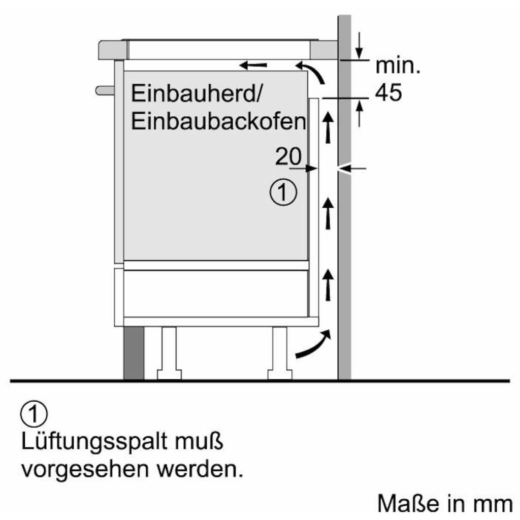 NEFF Induktions-Kochfeld von SCHOTT CERAN® »T46PT60X0«, T46PT60X0, mit TwistPad® Bedienung