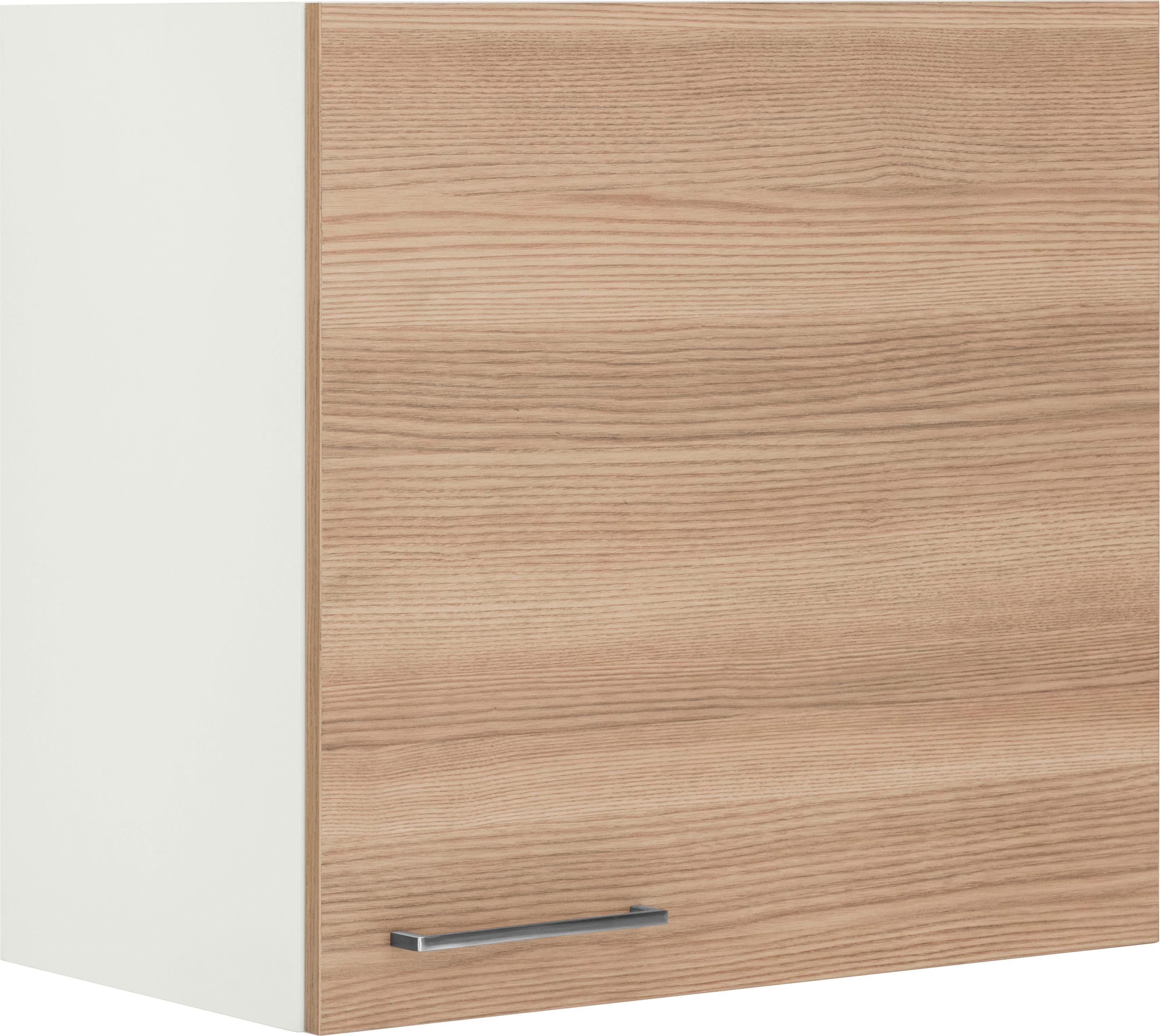 WIHO Küchen Hängeschrank Zell Breite 60 cm   Küche und Esszimmer > Küchenschränke > Küchen-Hängeschränke   Weiß   Melamin   Wiho Küchen