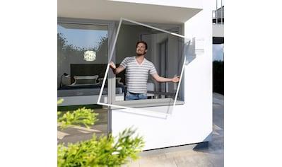 Windhager Insektenschutz-Fenster »Spannrahmen PLUS«, BxH: 100x120 cm kaufen