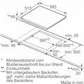 NEFF Elektro-Kochfeld von SCHOTT CERAN® »T18B42N2«, T18B42N2, mit TouchControl-Bedienung