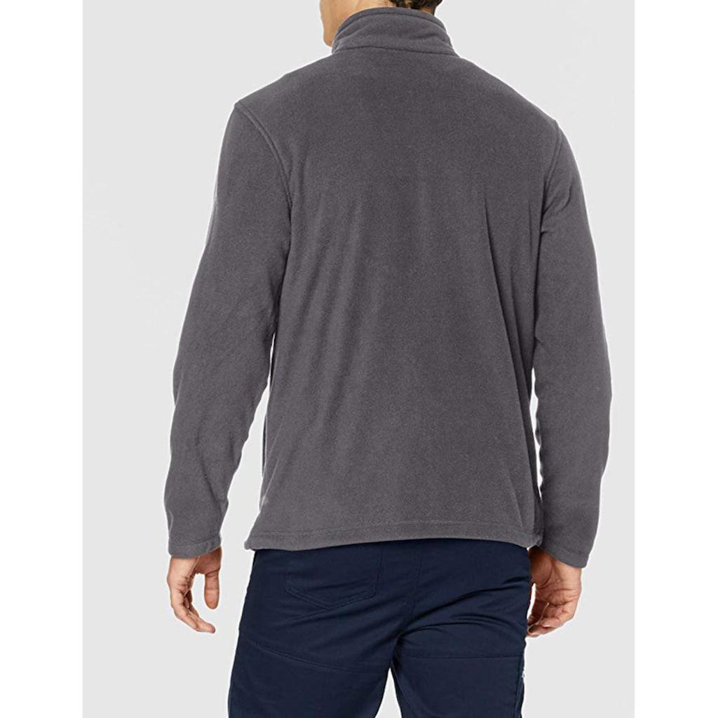 Regatta Fleecejacke »Herren Mikrofleece-Jacke mit durchgehendem Reißverschluss«