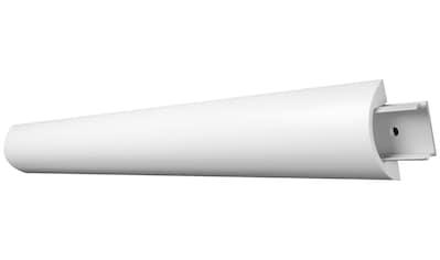 DECOSA Kabelkanal »Klipsprofil Thea«, 1 Leiste à 1,2 m Länge, 23 mm Höhe inkl. 3 Befestigungsklips kaufen