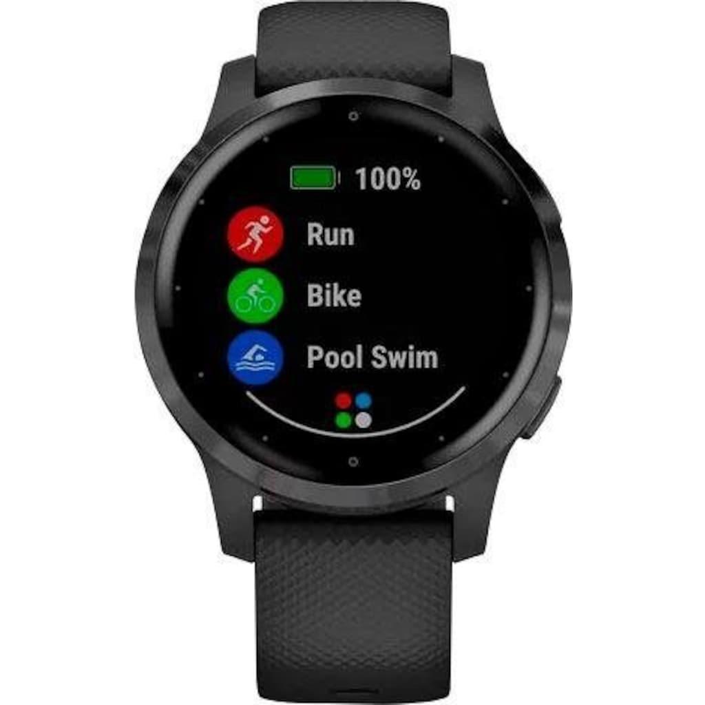 Garmin Smartwatch »VIVOACTIVE 4S«