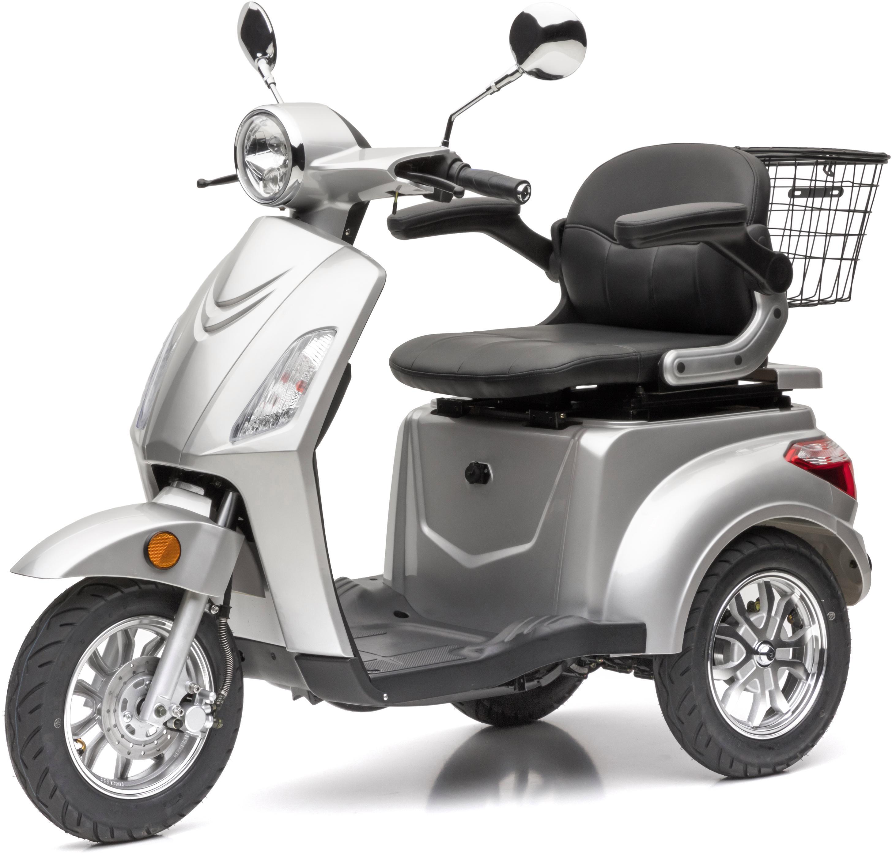 Nova Motors E-Roller, 800 Watt, 20 km/h, silber...