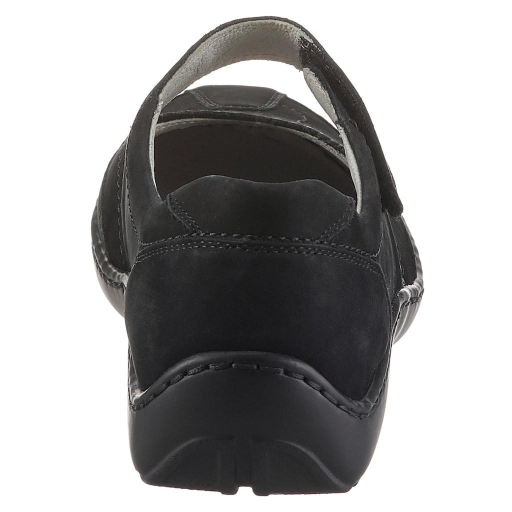 Waldläufer Klettschuh »HENNI«, in komfortabler Schuhweite H (=sehr weit)