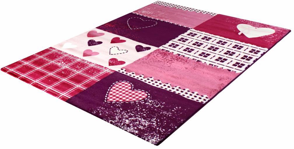 Kinderteppich Bambino 2105 Sanat Teppiche rechteckig Höhe 11 mm maschinell gewebt