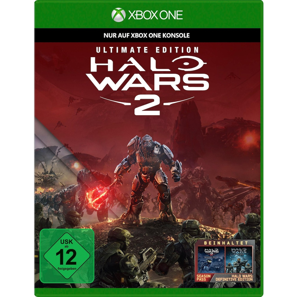 Xbox One Spiel »Halo Wars 2 Ultimate Edition«