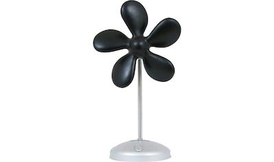 Sonnenkönig Tischventilator »10500811 / Flower Fan schwarz« kaufen