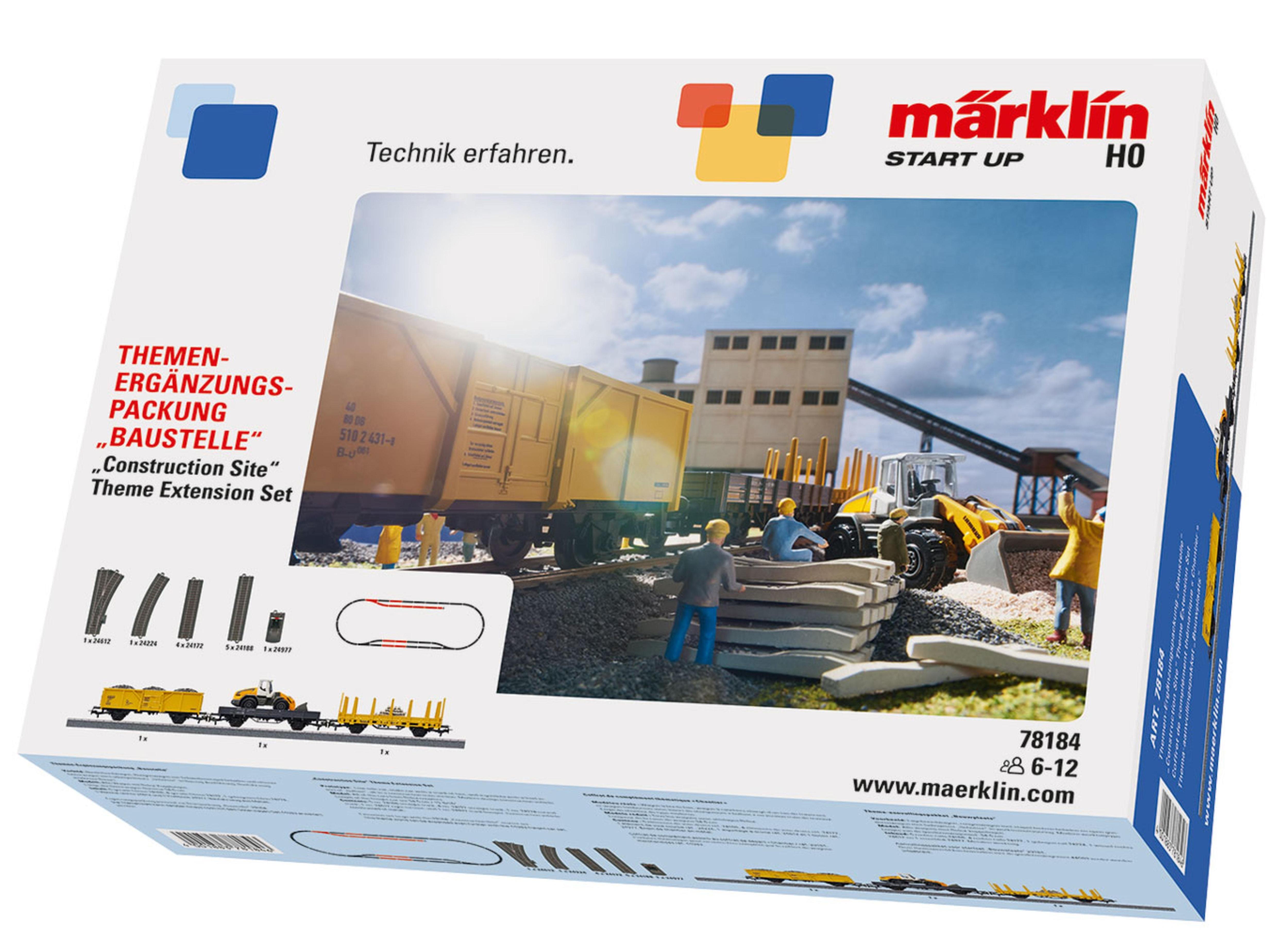 Märklin Modellbahn Zubehör, Spur H0, »Themen Er...