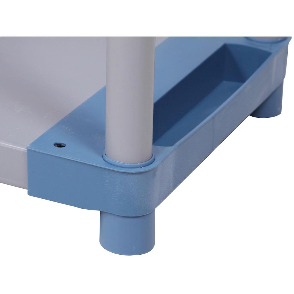 ONDIS24 Steckregal »Maxim UP 170«, (1 St.), 5 Fachböden, Kunststoff