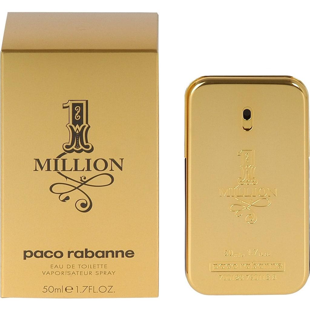 """paco rabanne Eau de Toilette """"One Million"""""""