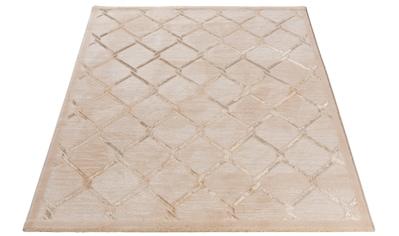 Teppich, »Lara 700«, Sehrazat, rechteckig, Höhe 10 mm, maschinell gewebt kaufen