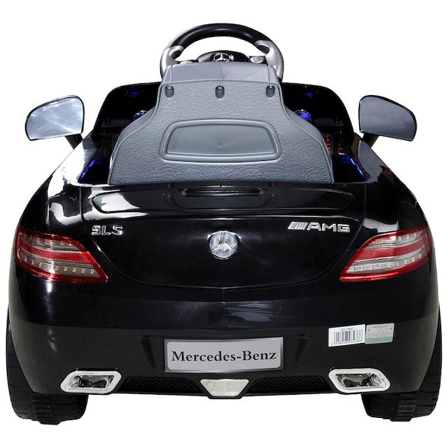 ACTIONBIKES MOTORS Elektroauto »Mercedes SLS AMG«, für Kinder ab 3 Jahre, 6 Volt