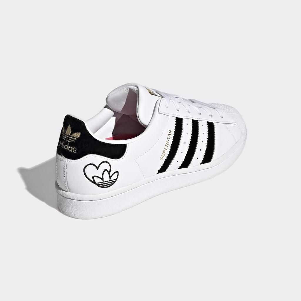 adidas Originals Sneaker »SUPERSTAR SNEAKER«, Valentine