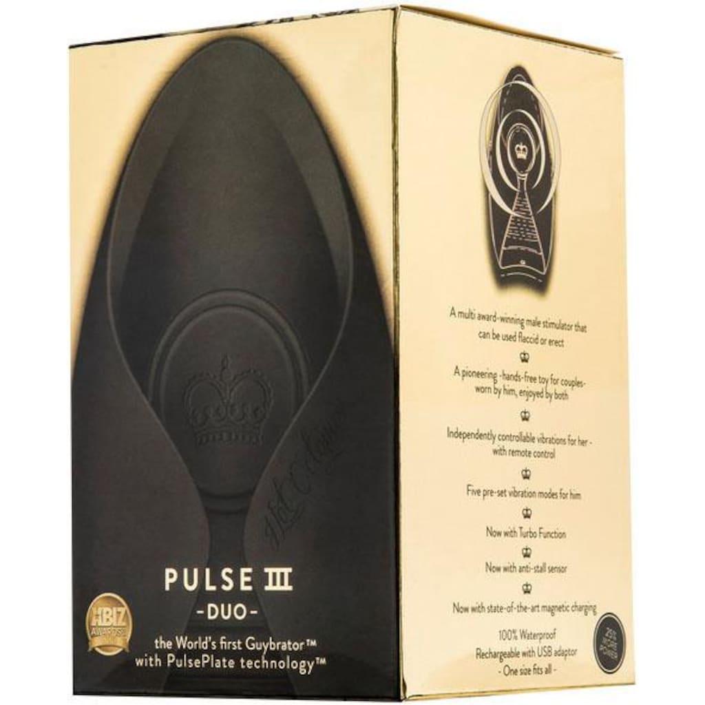 Hot Octopuss Masturbator »Pulse III Solo«, wiederaufladbar
