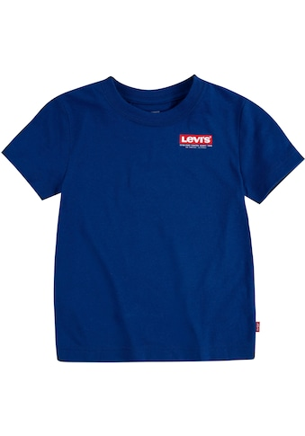Levi's Kidswear T-Shirt »mit Kontrasteinsatz auf dem Rücken« kaufen