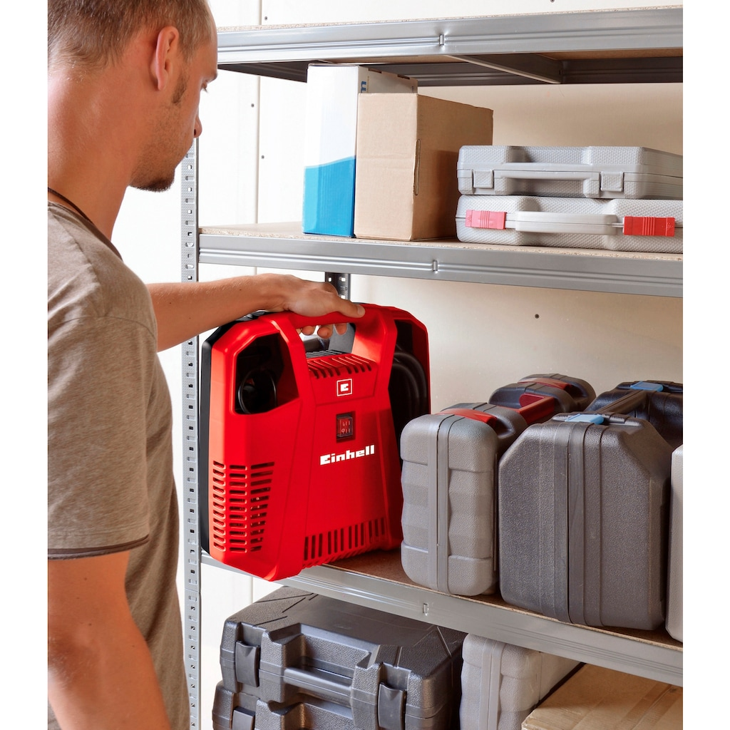 Einhell Kompressor »TC-AC 190/8 Kit«