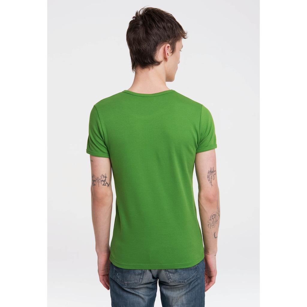 LOGOSHIRT T-Shirt »Biene Maja«, mit niedlichem Print