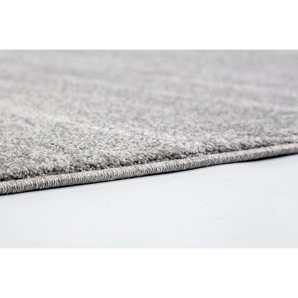 SCHÖNER WOHNEN-Kollektion Teppich »Balance«, rechteckig, 13 mm Höhe, Kurzflor, Wohnzimmer