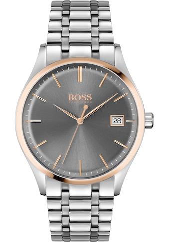 Boss Quarzuhr »COMMISSIONER, 1513834« kaufen