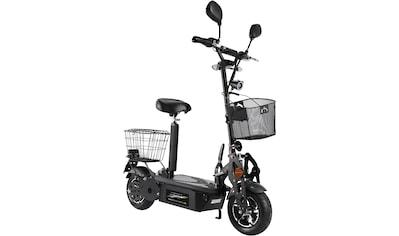"""Didi THURAU Edition E - Scooter »""""Street"""" Safety  -  zusätzlich mit Blinker  -  45 km/h«, 1800 Watt, 45 km/h kaufen"""