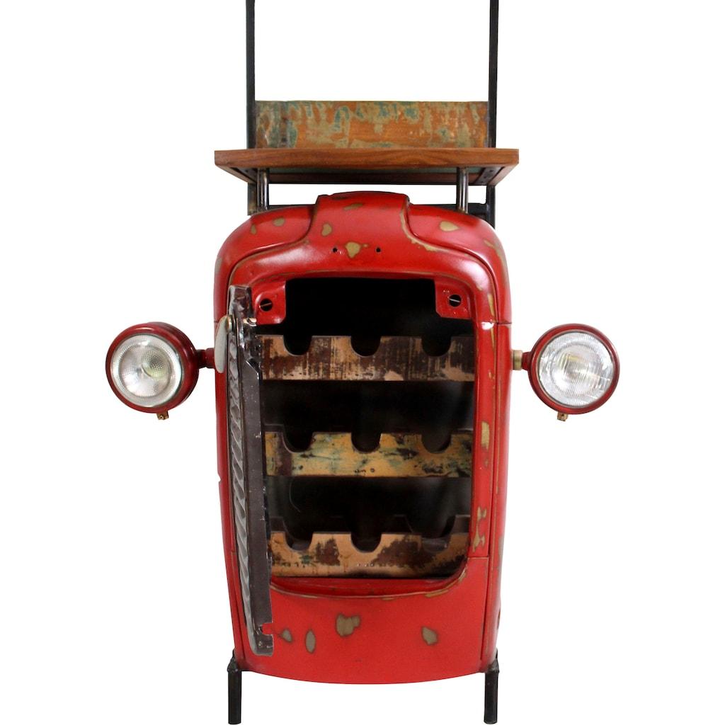 SIT Bartisch »This&That«, in origineller Form, Trend Recycling Möbel