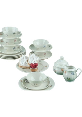 "Seltmann Weiden Teeservice ""MARIELUISE"" (20 - tlg.), Porzellan kaufen"